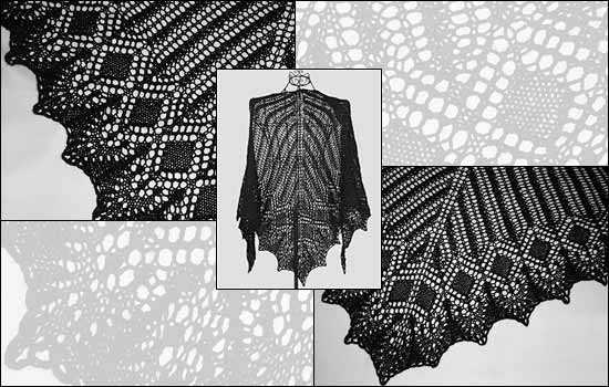 Shawl *Obsession*