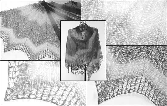 Shawl *SunsetXL*