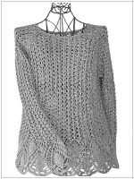 Pullover *MoonFlower*