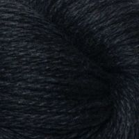 Coast Lacegarn Black