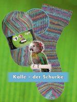 Opal Regenwald 6-fach Kalle -  Der Schurke