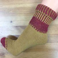 Socke *Mediane*