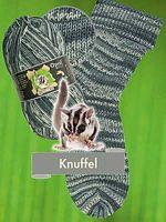 Opal Regenwald 4-fach  Knuffel