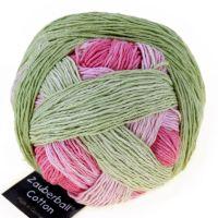 Zauberball Cotton - Rosige Zeiten