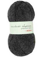 Camino Alpaca Premium-3112 - Dunkel Grau