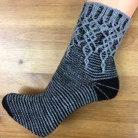 Handarbeitsset Socke *Florista*