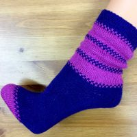 Socke *Dezassa*