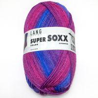 Super SOXX-Lila-Blau