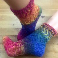 Socke *Maxi*