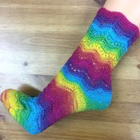 Socke *Rainbow*