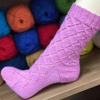 Socke *Timantti*
