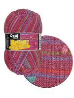 Opal Relief - Burgund