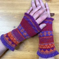 Wristwarmer *FairyIndia*