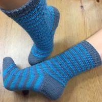 Socke *Fraktalia*