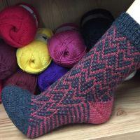 Socke *Cordiana*