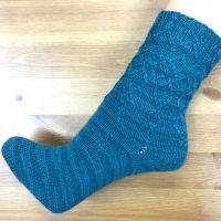 Sock *Thusnelda*