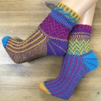 Socke *MixUp #1*