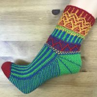 Socke *MixUp #3*