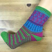 Socke *MixUp #4*