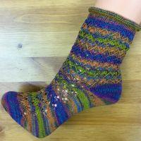 Socke *Rhomba*