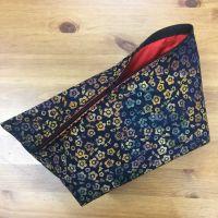 Tasche *SantaFiore* - Batik Blümchen
