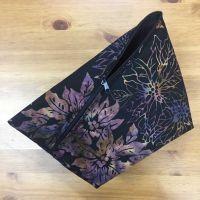Tasche *SantaFiore* - Batik Blüten