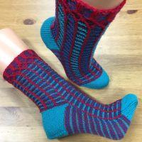 Socke *Quadrix*