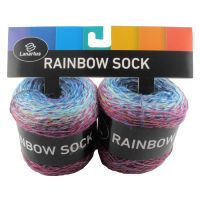 Rainbow Sock - Farbe 2
