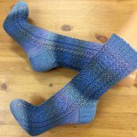 Socke *Charsy*