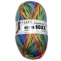 Super SOXX JungleSoxx - Parrot