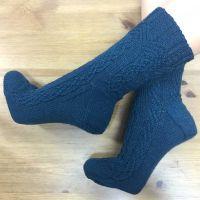 Socke *Lysa*
