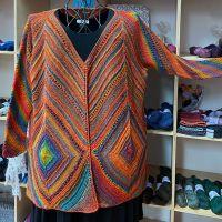 Colorways 3 - Jacke Oversize