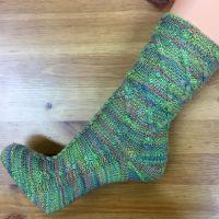 Socke *Gunhilda*