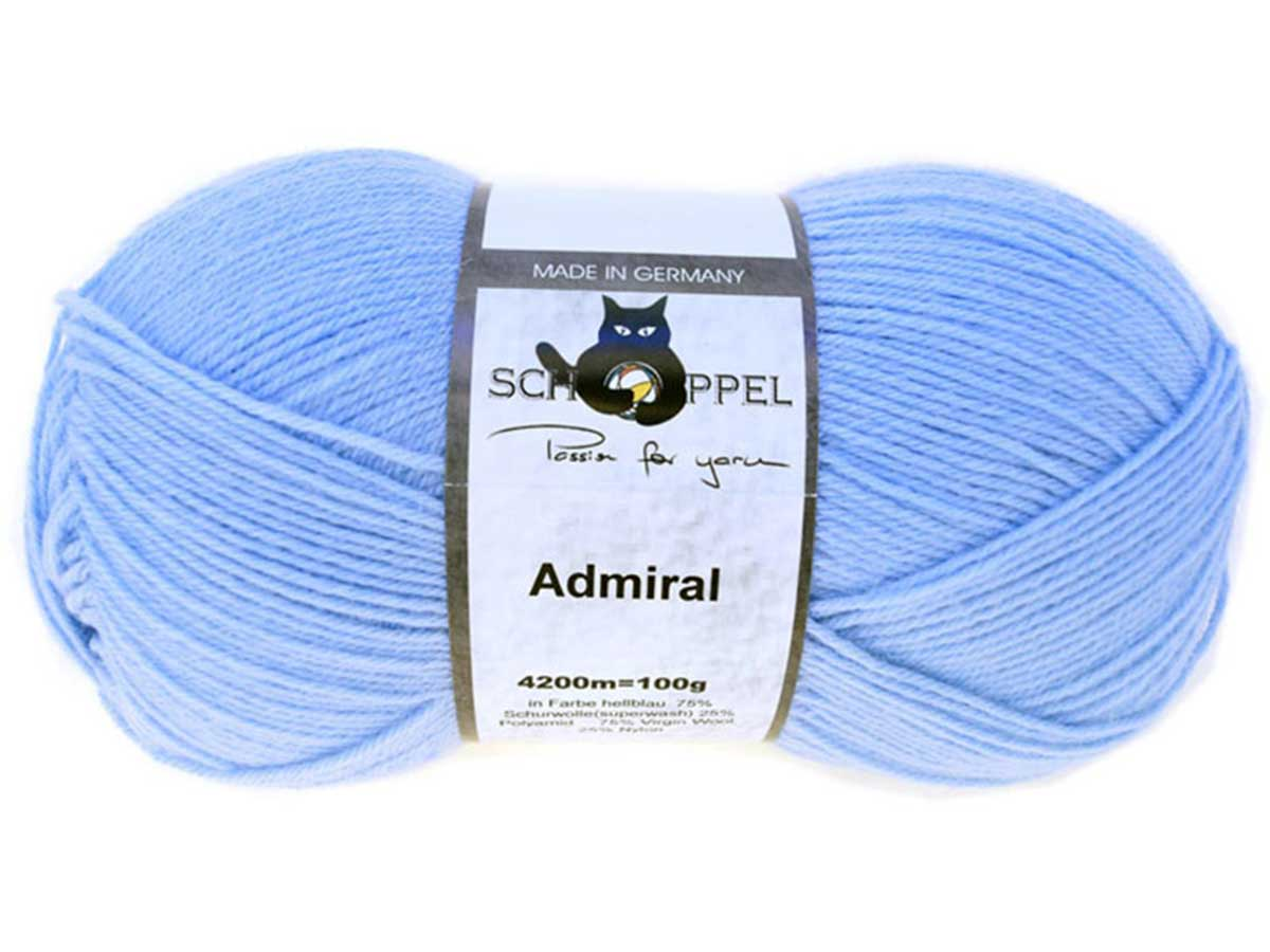 Admiral - Light Blue