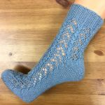 Sock *Bernadette*
