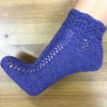 Sock *Ametista*