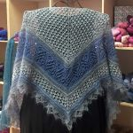Crescent-Shaped Shawl *Donna Rocco*