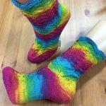 Socke *Majon*
