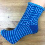 Socke *Hyperbel*