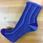 Socke *Trionom*
