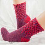 Socke *Kratux*