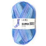 Super SOXX-Flieder-Blau