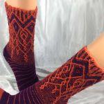 Socke *Roxy*