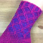 Socke *Fuxia*