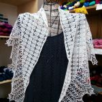 Triangular Shawl *Sirenia*