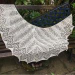 Crescent-Shaped Shawl *MagdalenaB*