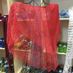 Triangular Shawl *IndianSummer*