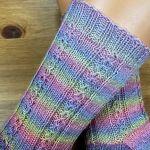 Socke *Rosina*