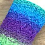 Socke *Rosetta*