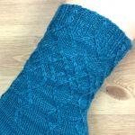 Socke *Thusnelda*